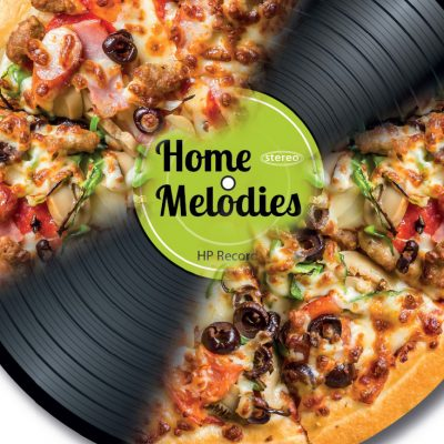 HOME PIZZA Menu delivery brochure 2017